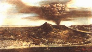 The 1631 eruption