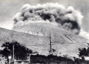The 1906 eruption