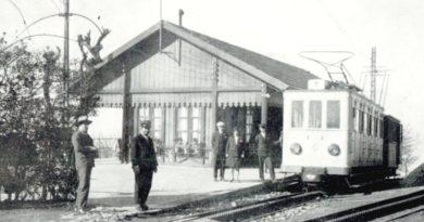La ferrovia del Vesuvio
