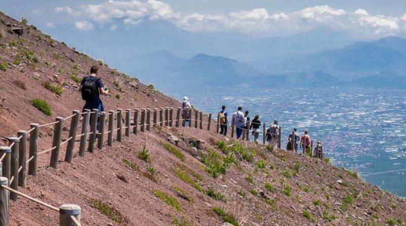 Visita ed escursione al Vesuvio