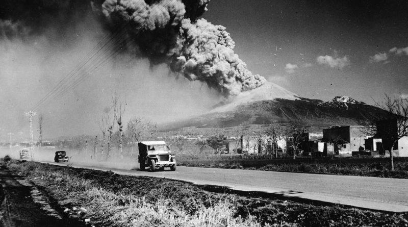 Storia ed eruzioni