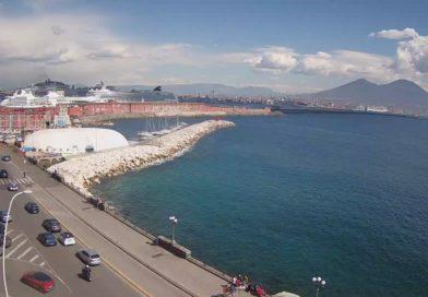 Webcam Vesuvio